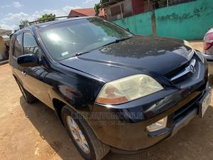 Acura MDX 2003 3.5L 4x4 Black   Cars for sale in Lagos State, Ikotun/Igando