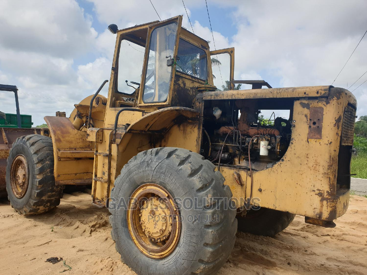 CAT 966C Payloader For Sale | Heavy Equipment for sale in Ajah, Lagos State, Nigeria