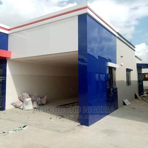 Alucobond Cladding | Building & Trades Services for sale in Lagos State, Agege