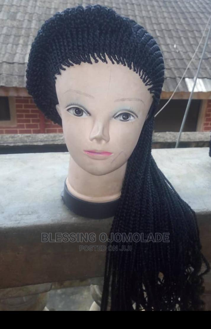 Archive: Wig for Sale