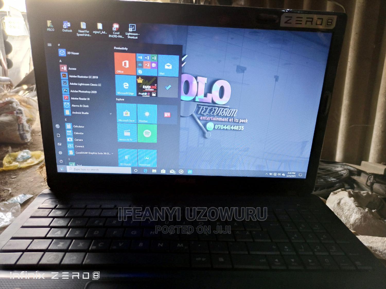 Archive: Laptop Asus X54C 4GB Intel Celeron HDD 128GB