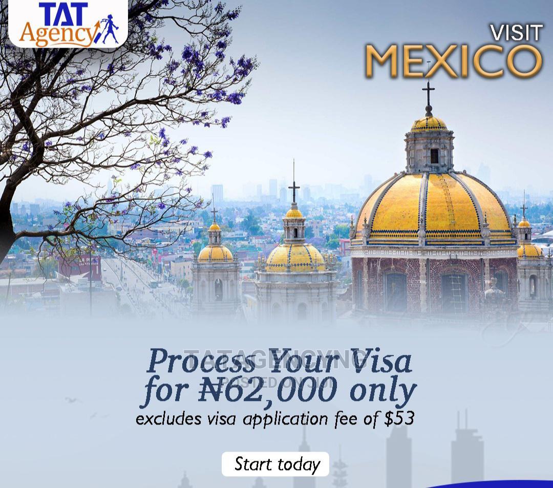 Process Your Mexico Tourist Visa
