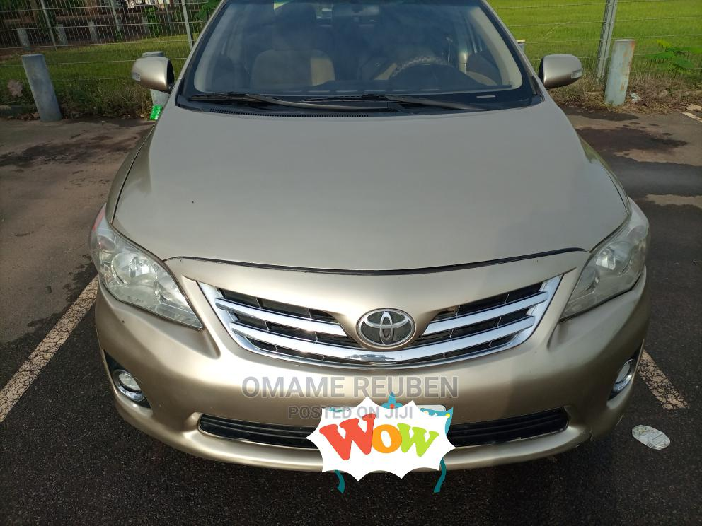 Toyota Corolla 2008 1.8 Brown   Cars for sale in Central Business Dis, Abuja (FCT) State, Nigeria