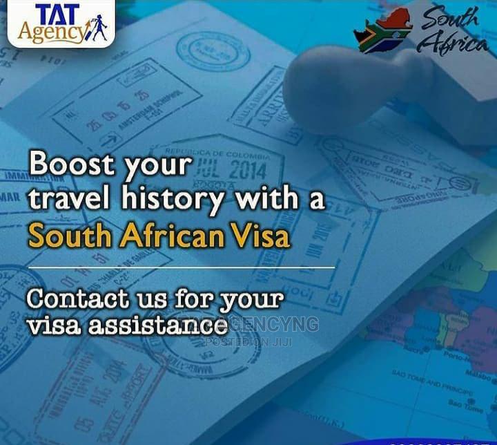 Process Your South African Tourist Visa