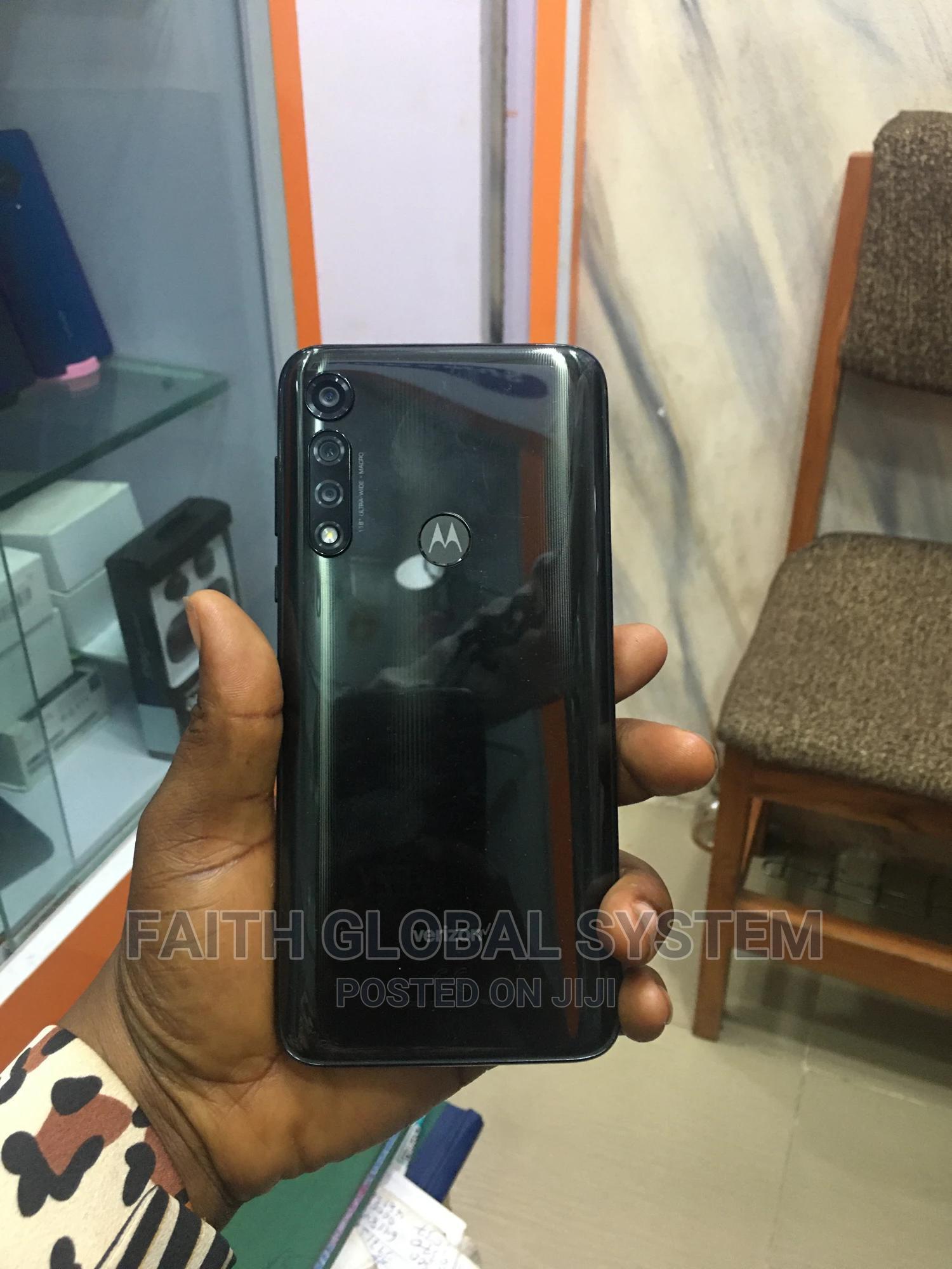 Motorola Moto G Power 64 GB Black