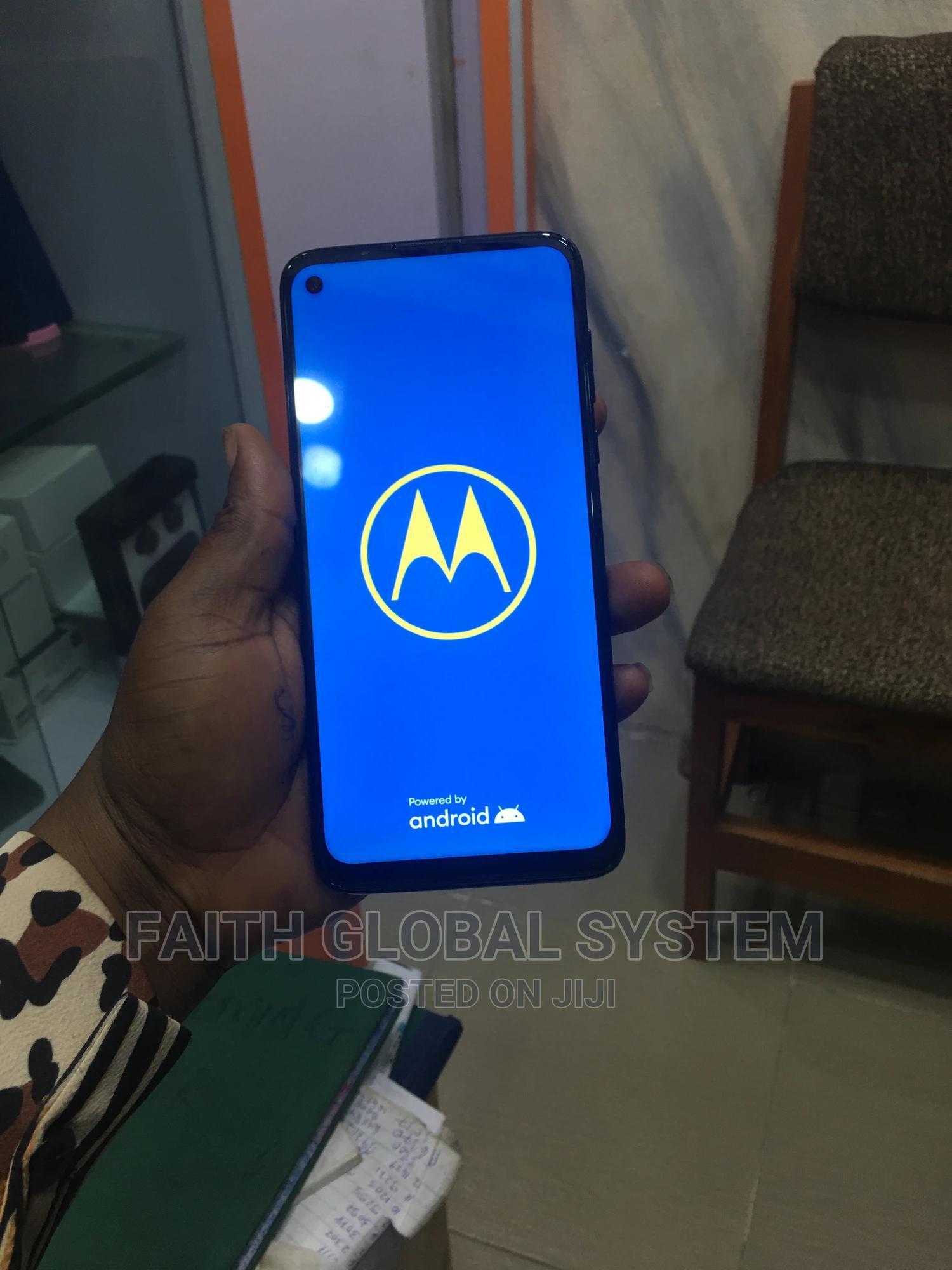 Motorola Moto G Power 64 GB Black | Mobile Phones for sale in Ikeja, Lagos State, Nigeria