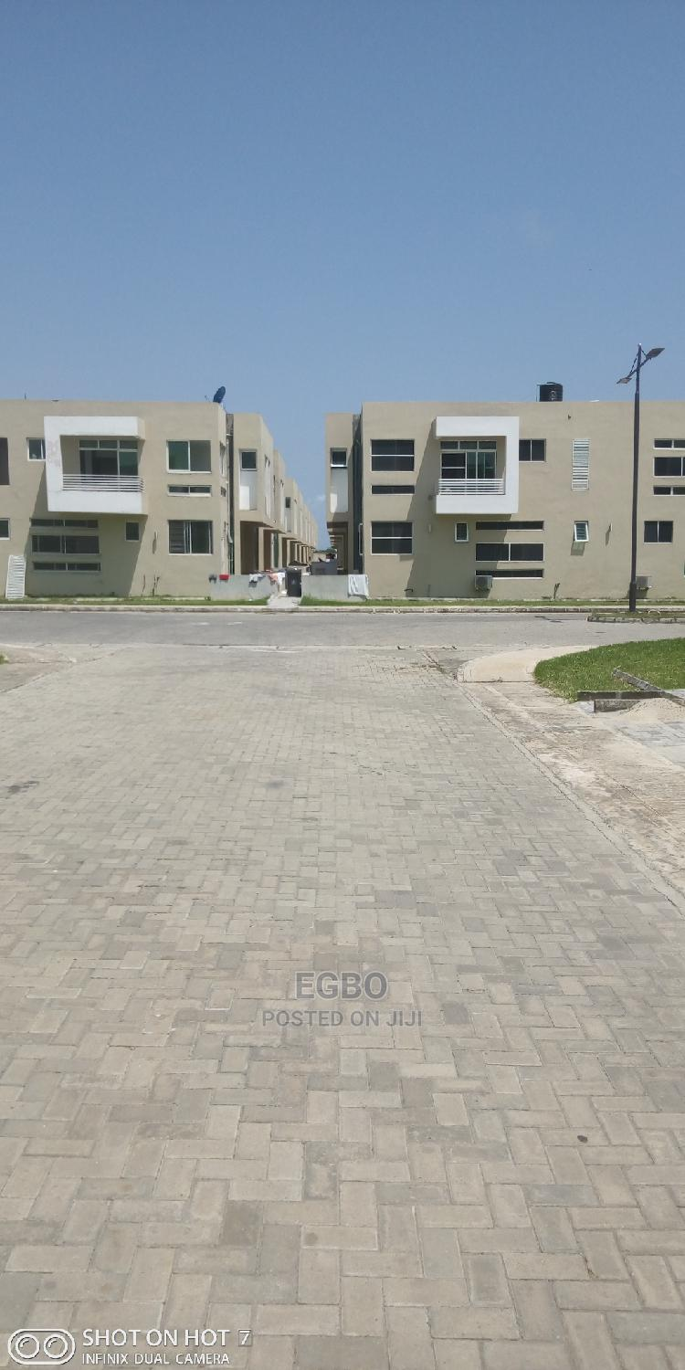 3 Bedroom With Bq Carcass Located at Grenadine Estate Ajah