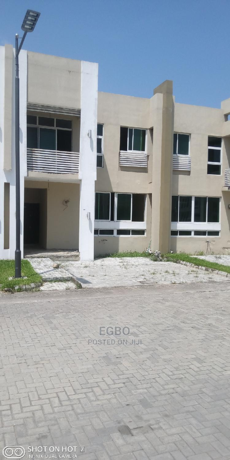 3 Bedroom With Bq Carcass Located at Grenadine Estate Ajah | Houses & Apartments For Sale for sale in Sangotedo, Ajah, Nigeria