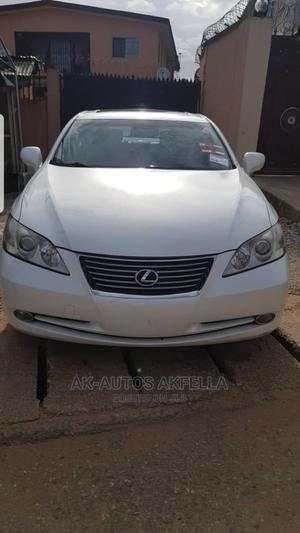 Lexus ES 2007 White | Cars for sale in Lagos State, Alimosho