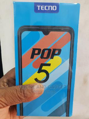 New Tecno Pop 5 16 GB Blue   Mobile Phones for sale in Lagos State, Ikeja