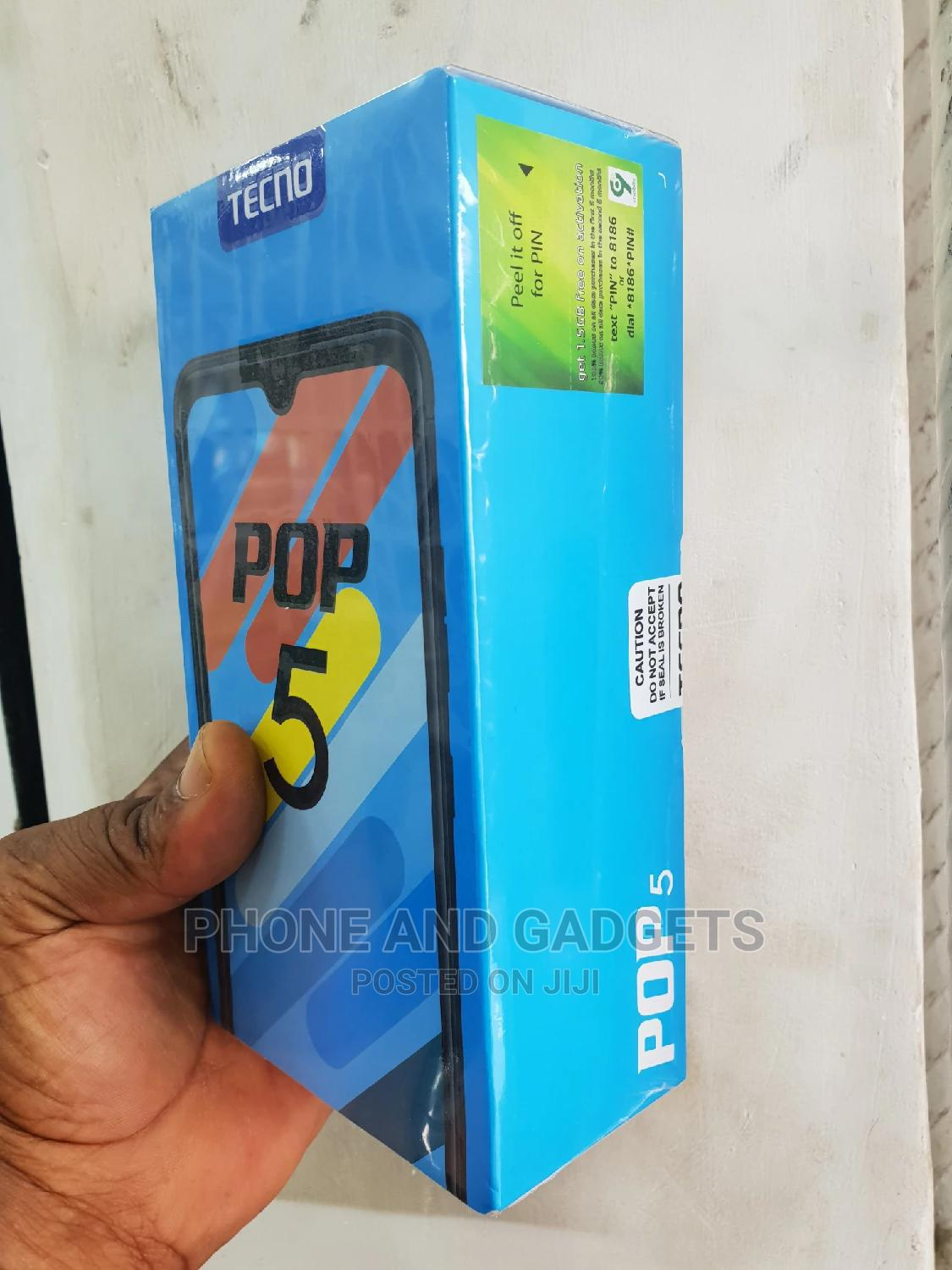 New Tecno Pop 5 16 GB Other | Mobile Phones for sale in Ikeja, Lagos State, Nigeria