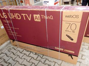 """70"""" LG 4k UHD Smart Television   TV & DVD Equipment for sale in Lagos State, Ojo"""