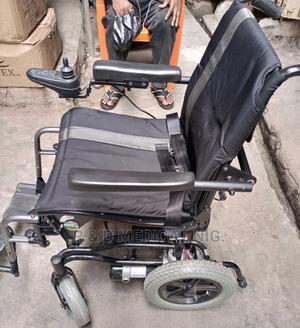Electric Motorized Wheelchair   Medical Supplies & Equipment for sale in Lagos State, Lagos Island (Eko)
