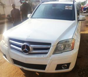 Mercedes-Benz GLK-Class 2011 350 White | Cars for sale in Lagos State, Magodo