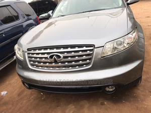 Infiniti FX 2006 35 AWD Gray   Cars for sale in Lagos State, Alimosho