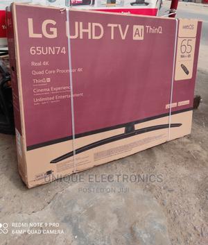 LG 65 Inches( Korea )Rear 4K UHD Smart (Magic Remote)+Wi-Fi | TV & DVD Equipment for sale in Lagos State, Ojo