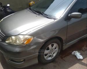 Toyota Corolla 2006 S Gray | Cars for sale in Lagos State, Ojodu