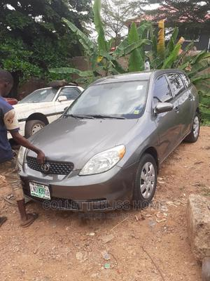 Toyota Matrix 2004 Brown | Cars for sale in Oyo State, Oluyole