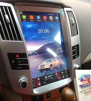 RX 330/350 Lexus Tesla Screen   Vehicle Parts & Accessories for sale in Lagos State, Ikeja