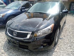 Honda Accord 2008 Black | Cars for sale in Abuja (FCT) State, Asokoro