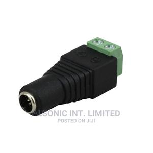 2.1 X 5.5mm 12v DC Power Male Plug Jack Adapter Connector Te | Accessories & Supplies for Electronics for sale in Abuja (FCT) State, Wuse