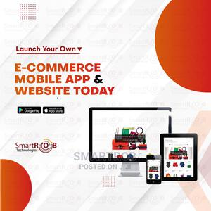 Ecommerce Website + Mobile Apps | Computer & IT Services for sale in Lagos State, Ikeja