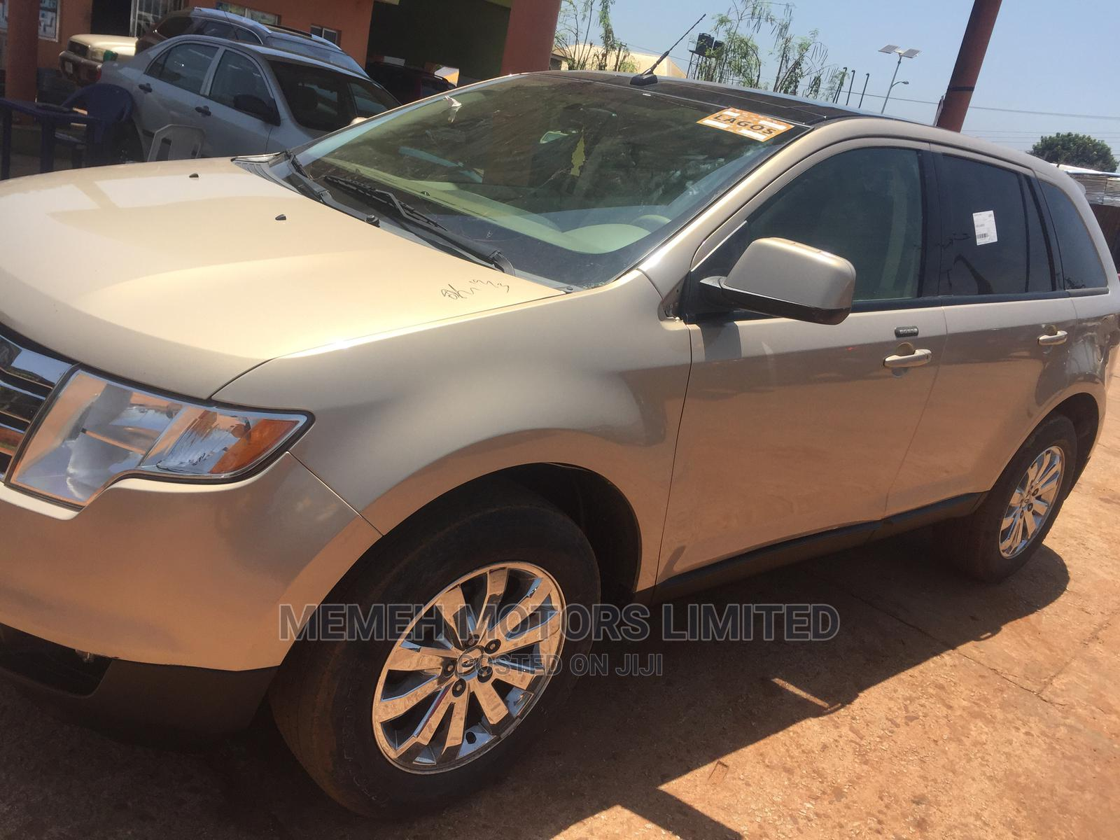 Ford Edge 2007 Gold   Cars for sale in Oshimili South, Delta State, Nigeria