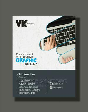 Graphics Design   Computer & IT Services for sale in Lagos State, Ikotun/Igando