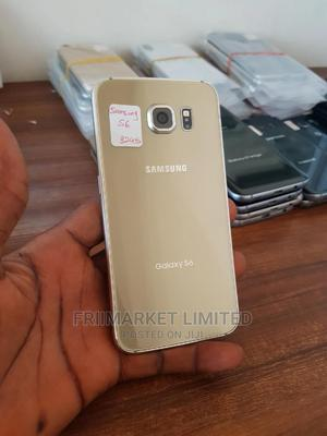 Samsung Galaxy S6 32 GB Gold   Mobile Phones for sale in Edo State, Ekpoma