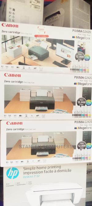 Canon Pixma G2420 Printer | Printers & Scanners for sale in Lagos State, Ikeja