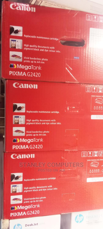Canon Pixma G2420 Printer | Printers & Scanners for sale in Ikeja, Lagos State, Nigeria