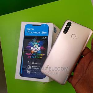 Tecno Pouvoir 3 Air 16 GB Gold   Mobile Phones for sale in Ekiti State, Ado Ekiti
