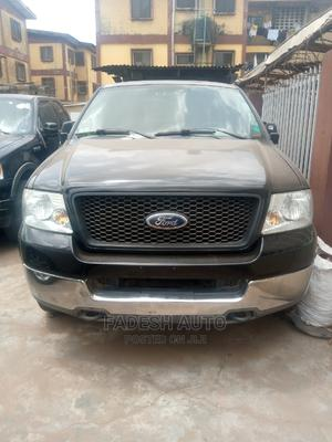 Ford F-150 2006 Regular Cab 4x4 Black | Cars for sale in Lagos State, Abule Egba