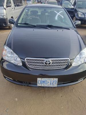 Toyota Corolla 2007 1.6 VVT-i Black | Cars for sale in Lagos State, Abule Egba
