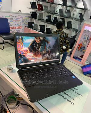 New Laptop HP Pavilion 15 4GB Intel 500GB   Laptops & Computers for sale in Lagos State, Yaba