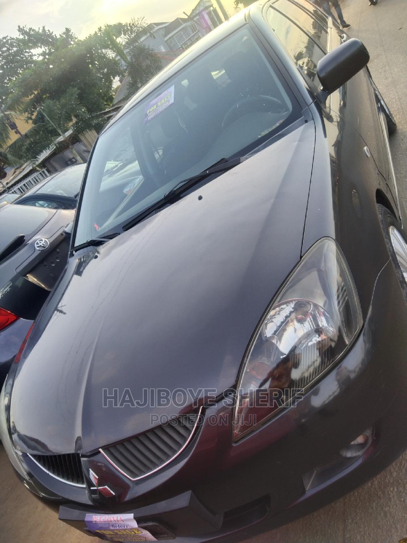 Mitsubishi Lancer / Cedia 2003 Gray | Cars for sale in Abule Egba, Lagos State, Nigeria