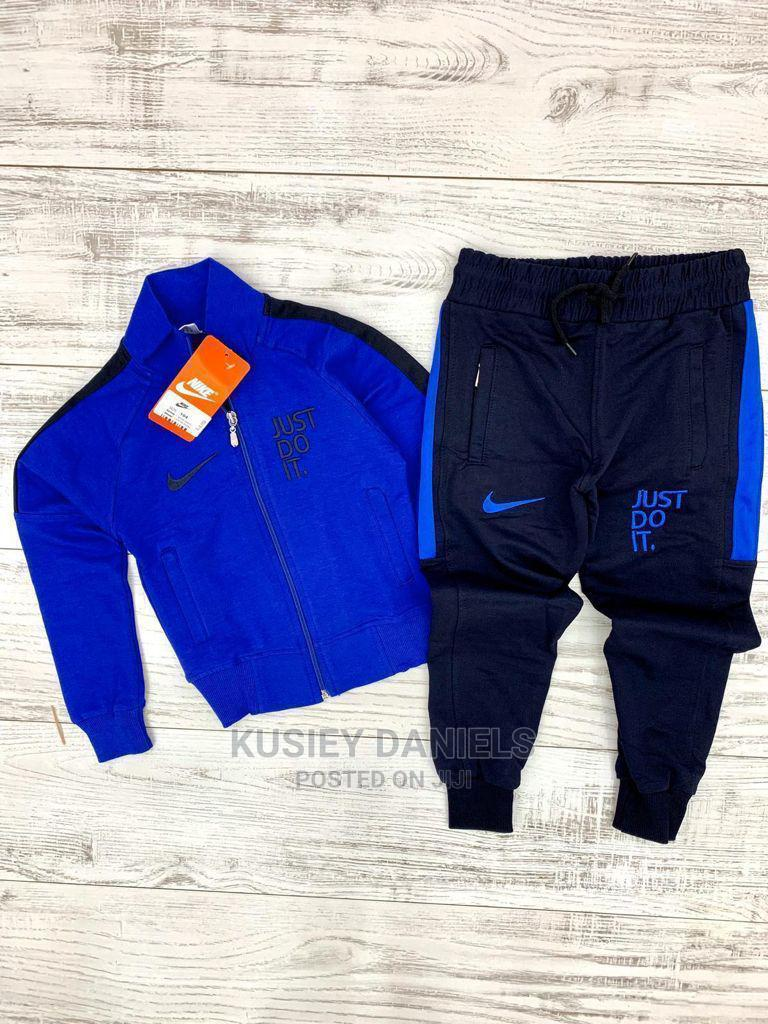 Archive: Childrens Joggers Set, Just Do It Collections