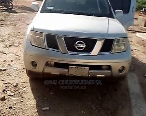 Nissan Pathfinder 2007 4.0 V6 Automatic Gray | Cars for sale in Ondo State, Akure