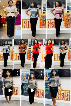 Turkey Classic Skirt and Blouse | Clothing for sale in Lagos State, Ojo