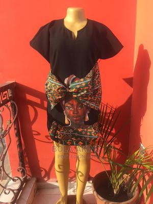 Classy Infused Ankara Deess | Clothing for sale in Lagos State, Alimosho