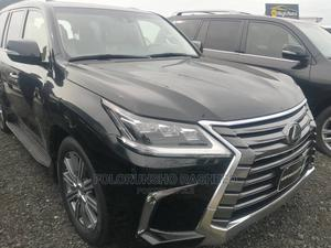 Lexus LX 2017 570 Base Black | Cars for sale in Rivers State, Obio-Akpor