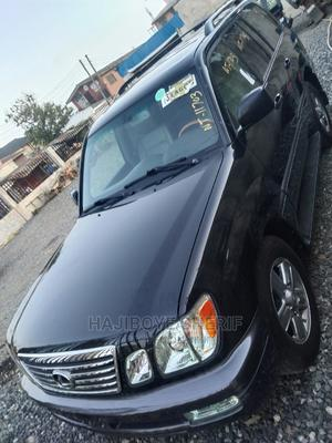 Lexus LX 2007 470 Sport Utility Black | Cars for sale in Lagos State, Abule Egba