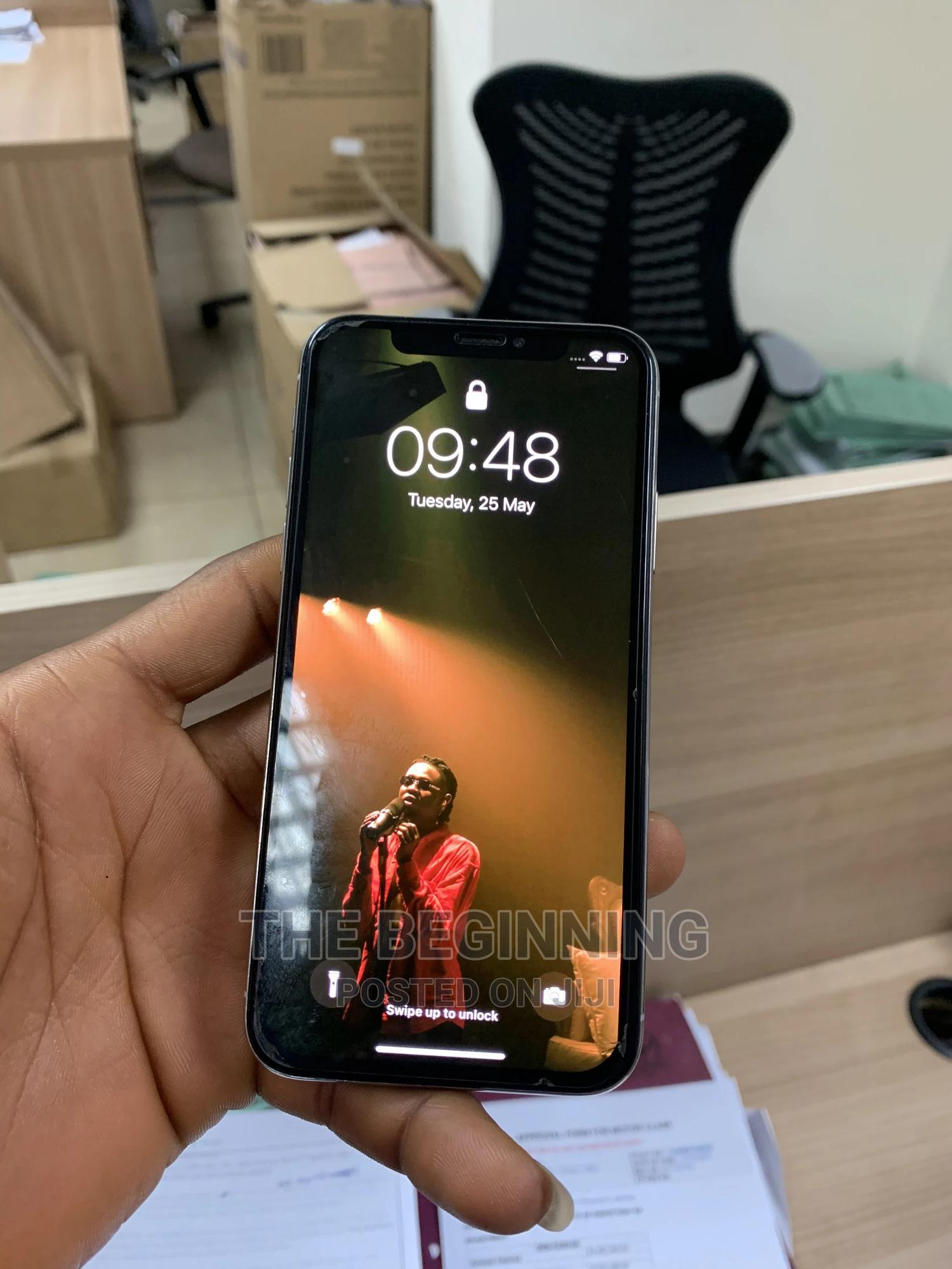 Apple iPhone X 256 GB White | Mobile Phones for sale in Central Business Dis, Abuja (FCT) State, Nigeria