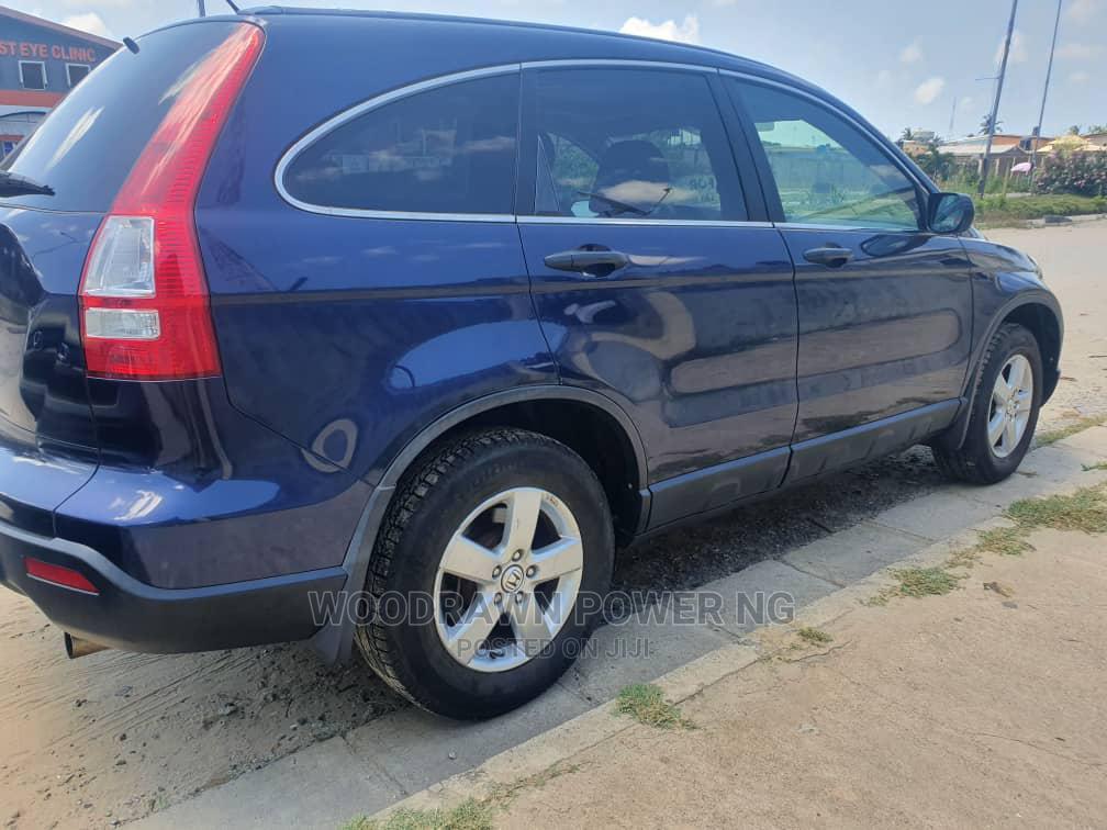 Honda CR-V 2007 Blue | Cars for sale in Orile, Lagos State, Nigeria