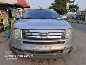 Ford Edge 2009 Silver | Cars for sale in Lagos State, Ogudu