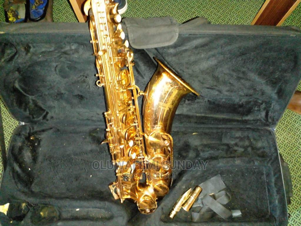 Tenor Saxophone | Musical Instruments & Gear for sale in Ikorodu, Lagos State, Nigeria
