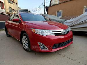 Toyota Camry 2014 Red | Cars for sale in Lagos State, Shomolu