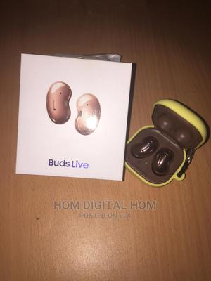 Galaxy Buds Live With Free Silicon Case   Headphones for sale in Lagos State, Alimosho