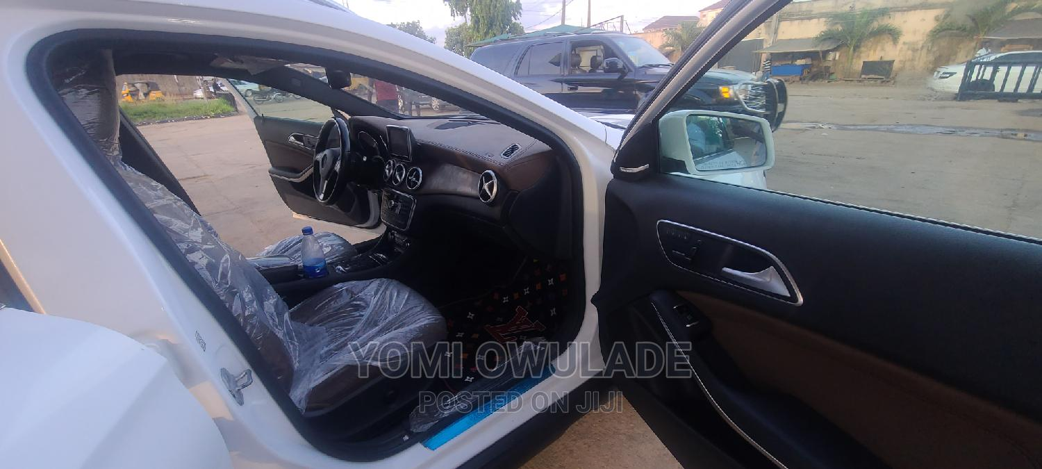 Mercedes-Benz CLA-Class 2016 Base CLA 250 AWD 4MATIC White   Cars for sale in Isolo, Lagos State, Nigeria