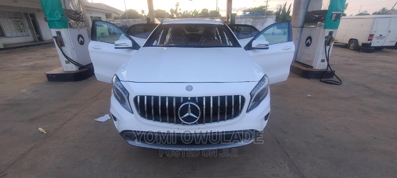 Mercedes-Benz CLA-Class 2016 Base CLA 250 AWD 4MATIC White